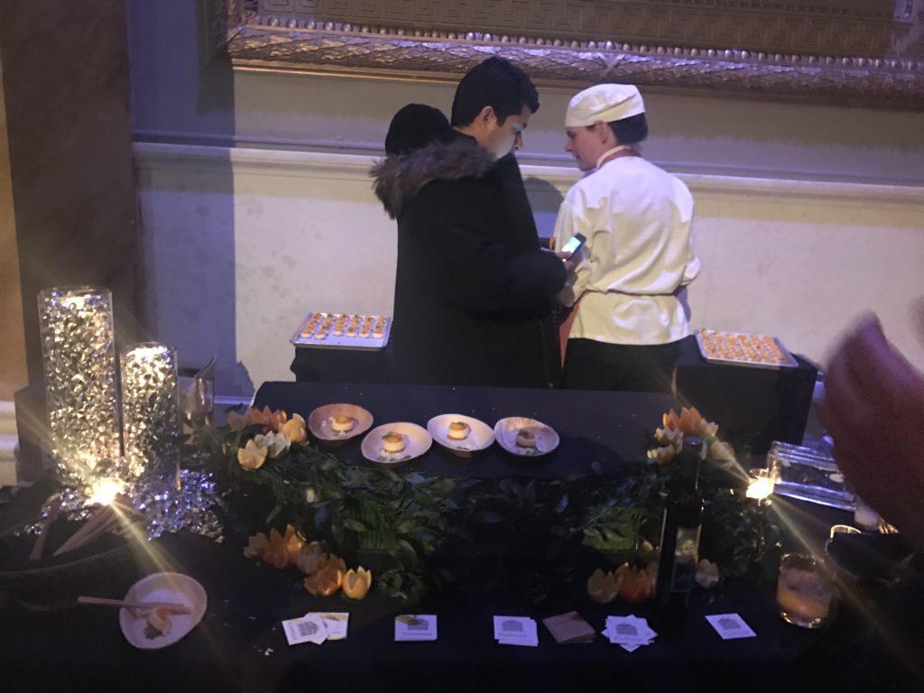 Rising star chefs